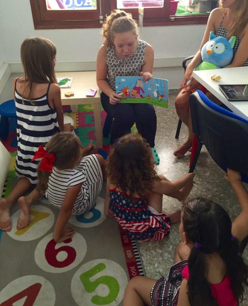 Cursos de inglés para niños en Alicante
