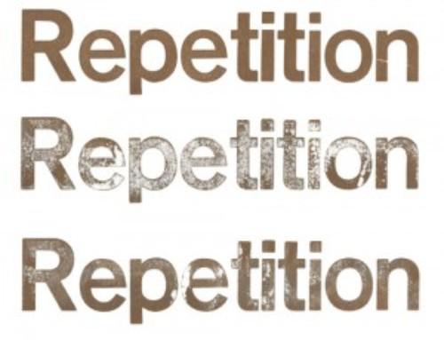 Aprender inglés como un niño – La repetición