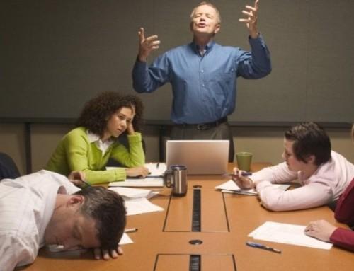 Cuatro tipos de profesor que mataran tus ganas de aprender ingles