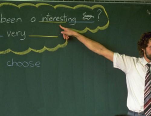 Cinco razones por las que no hablas inglés de manera fluida